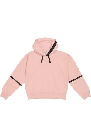Moncler Stretch-cotton hoodie