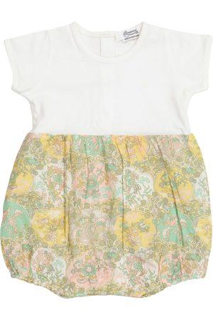 BONPOINT Baby Liberty floral cotton bodysuit