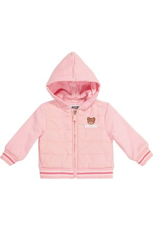 Moschino Baby cotton jacket