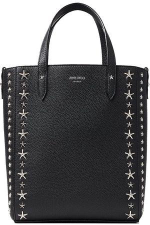 Jimmy Choo Naiset Ostoskassit - Pegasi star-embellished tote bag