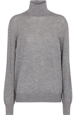 The Row Lamberth cashmere turtleneck sweater