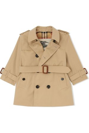 Burberry Trenssit - Double-breasted trench coat