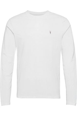 AllSaints Miehet T-paidat - Brace Ls Tonic Crew T-shirts Long-sleeved