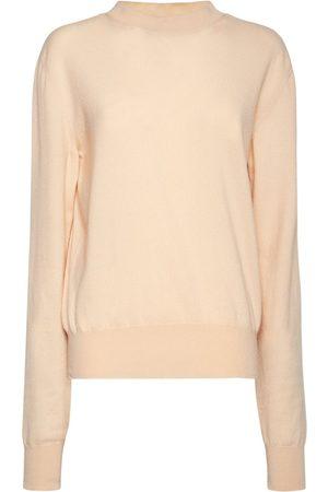Bottega Veneta Cashmere Knit Crewneck Sweater
