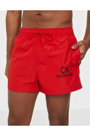 Calvin Klein Short Drawstring Uimashortsit Red