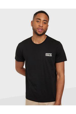 Polo Ralph Lauren Miehet Pikee - Polo Sleep T-Shirt Yöasut Black