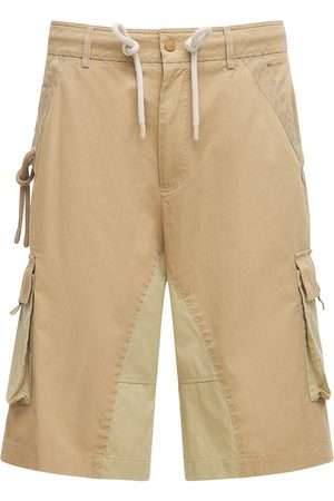 Moncler Genius Jw Anderson Cotton Shorts