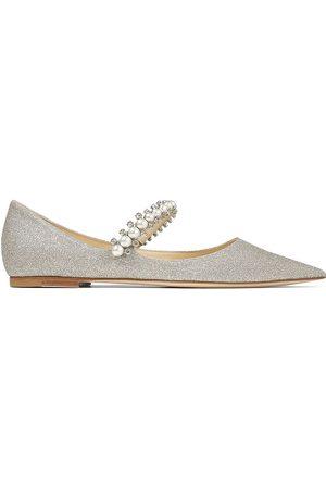 Jimmy Choo Naiset Balleriinat - Baily embellished ballerina shoes