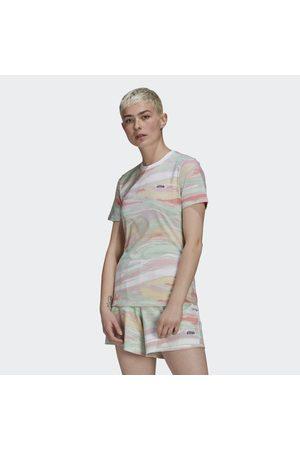 adidas Naiset T-paidat - R.Y.V. Tee