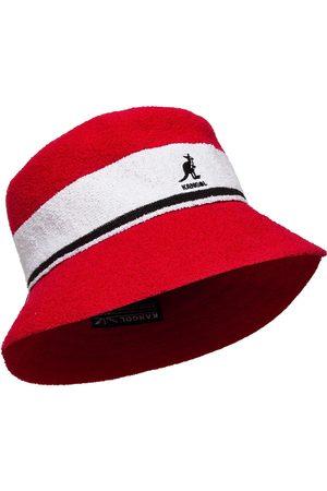 Kangol Kg Bermuda Stripe Bucket Accessories Headwear Vihreä