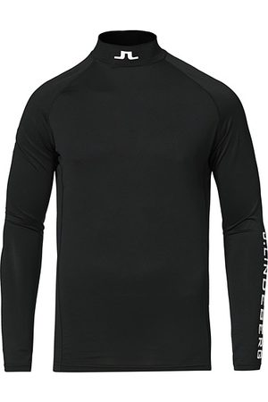 J Lindeberg Miehet T-paidat - Aello Soft Compression Tee Black