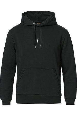 Polo Ralph Lauren Chest Logo Hoodie Black