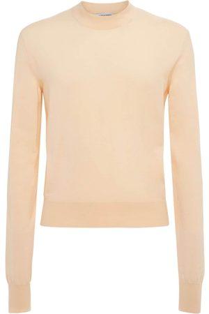 Bottega Veneta Miehet Neuleet - Cashmere Blend Knit Sweater