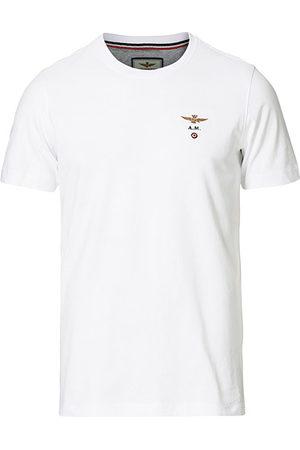 AERONAUTICA Miehet T-paidat - TS1580 Crew Neck Tee White