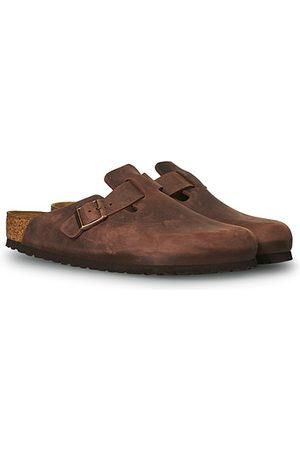 Birkenstock Miehet Sandaalit - Boston Habana Oiled Leather