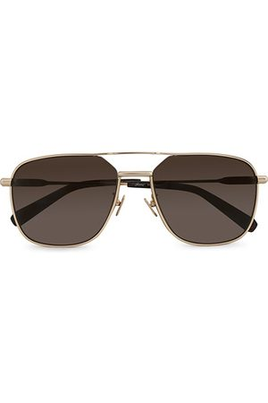BRIONI Miehet Aurinkolasit - BR0067S Sunglasses Gold/Brown