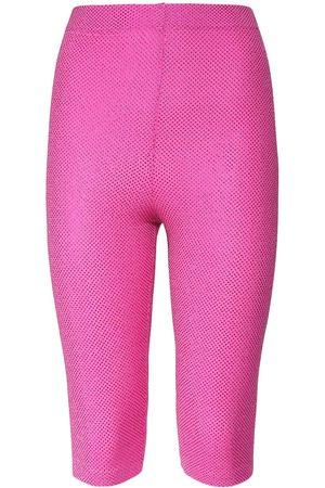 ALEXANDRE VAUTHIER Naiset Stretch - Embellished Viscose Stretch Pants