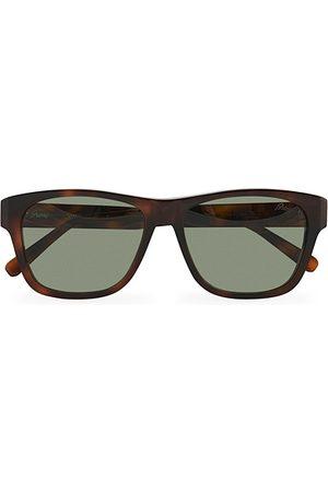 BRIONI BR0081S Sunglasses Havana/Green