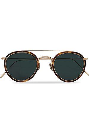 Eyevan 7285 762 Sunglasses Tortoise