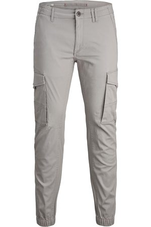 Jack & Jones Miehet Reisitaskuhousut - Gargohousut 'Paul Flake