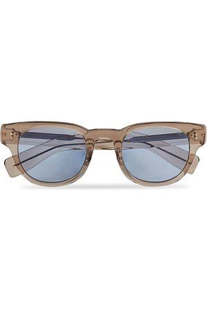 Eyevan 7285 329 Sunglasses Dark Transparent