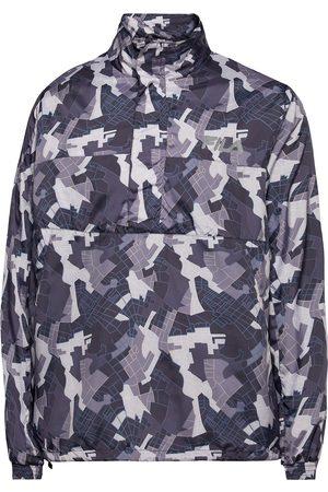 Fila Men Ender Aop Wind Jacket Outerwear Jackets Anoraks