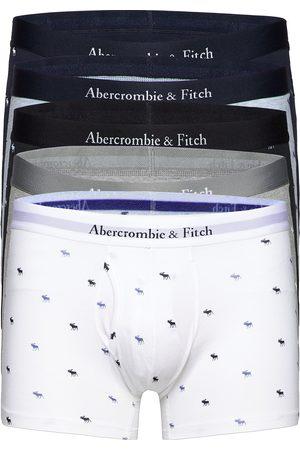 Abercrombie & Fitch Miehet Bokserit - Anf Mens Underwear & Sleep Bokserit Valkoinen