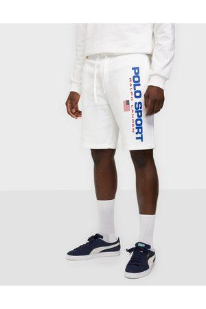 Polo Ralph Lauren Miehet Pikee - Polo Athletic Short Shortsit White