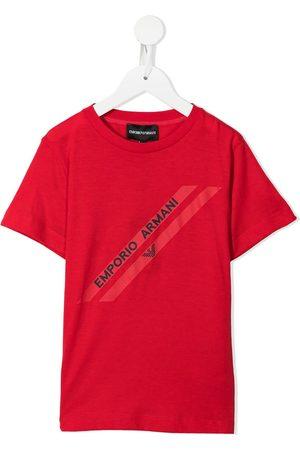 Emporio Armani T-paidat - Logo-print T-shirt