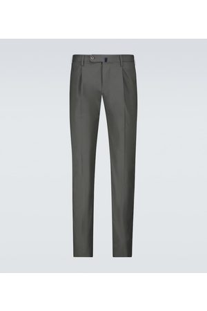 Incotex Stretch-cotton casual pants