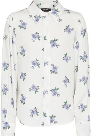 Isabel Marant Naiset Pitkähihaiset - Bedrissa floral shirt