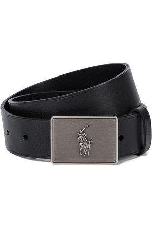 Ralph Lauren Pojat Vyöt - Leather belt