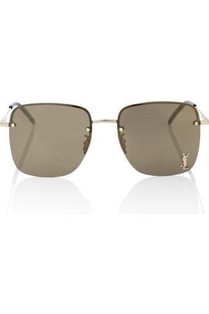 Saint Laurent Naiset Aurinkolasit - Aviator sunglasses