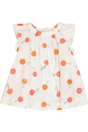 BONPOINT Baby Lelia printed cotton dress