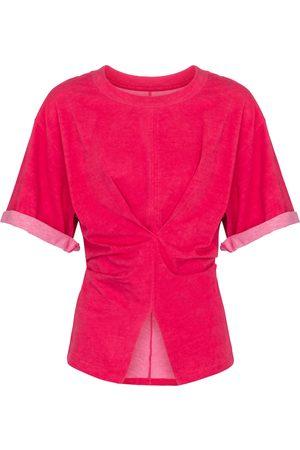 Isabel Marant Naiset T-paidat - Soyona cotton T-shirt