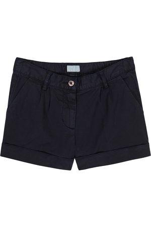 Il gufo Stretch-cotton shorts