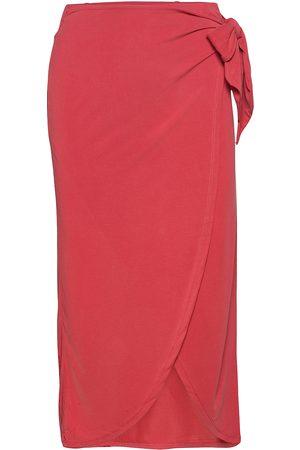Soaked in Luxury Slcoluni Skirt Polvipituinen Hame