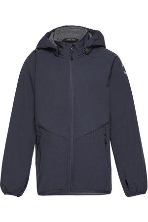 Mikk-Line Pojat Takit - Softshell Boys Jacket Outerwear Softshells Softshell Jackets