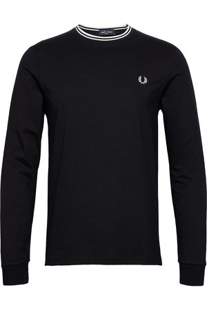 Fred Perry Twin Tipped T-Shirt T-shirts Long-sleeved