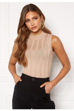 Happy Holly AnaBelle knitted sleeveless top 36/38