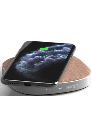 SACKit Chargeit Rose Matkapuhelintarvikkeet/covers Chargers & Cables Ruskea