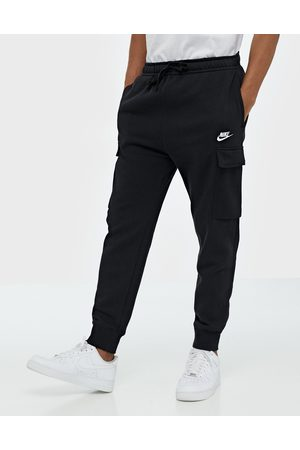 Nike Miehet Reisitaskuhousut - M Nsw Club Pant Cargo Bb Housut Black