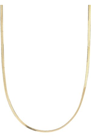 Maria Black Mio Chain Gold Hp Accessories Jewellery Necklaces Dainty Necklaces Kulta