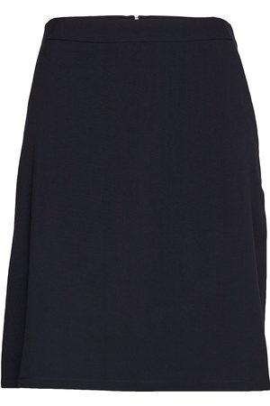 Culture Cuariane Skirt Polvipituinen Hame Sininen