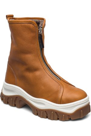 Nude of Scandinavia Mio Shoes Boots Ankle Boots Ankle Boot - Flat