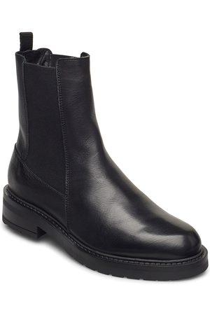 Pavement Jemma Long Wool Shoes Chelsea Boots