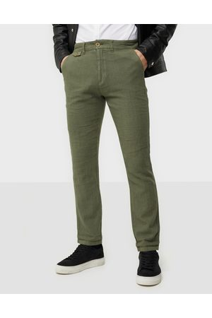Solid Miehet Shortsit - SDPovl Chino Shortsit Ivy Green