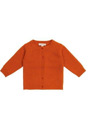 Caramel Baby Driftwood cashmere cardigan