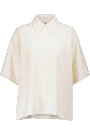 CO Naiset Pikee - Merino wool polo shirt