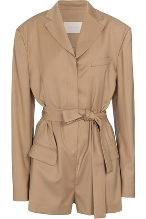 Low Classic Naiset Haalarit - Belted playsuit